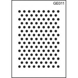 Στένσιλ 21x30 - GE011 ΔΙΑΣΤΑΣΗ 21x30